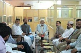 محمد افضل قادری (منہاجین) کو M.Phil کی ڈگری حاصل کرنے پر مبارکباد