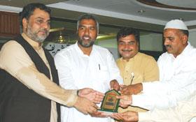 شکرگڑھ: تحریک منہاج القرآن کے زیراہتمام تقریب حسن کارکردگی ایوارڈ