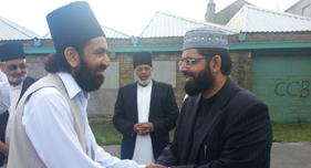 UK: Peer Naqeeb-ur-Rehman visits MQI project in Bradford