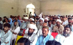 راجن پور: پاکستان عوامی تحریک کے زیراہتمام ورکرز کنونشن
