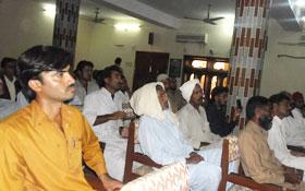 کوٹ ادو: تحریک منہاج القرآن کے زیراہتمام ورکرز کنونشن