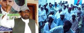 کوٹ چٹھہ، ڈیرہ غازیخان: قوم کو ظالم حکمرانوں کے چنگل سے آزاد کرانے کا وقت آ گیا، سردار شاکر مزاری
