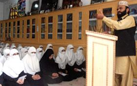فصیل آباد: جامعہ نوریہ رضویہ گلبرگ میں آئیں حدیث سیکھیں کورس کا انعقاد