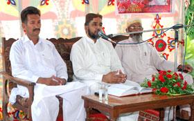 کمالیہ: تحریک منہاج القرآّن کا حلقہ فہم دین کا انعقاد