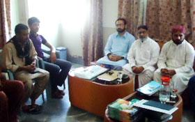 پاکپتن شریف: تحریک منہاج القرآن کی ضلعی کوآرڈنیشن کونسل کا اجلاس