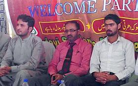 اسلام آباد: ایم ایس ایم کا اسلامک انٹرنیشنل یونیورسٹی میں امید پاکستان طلبہ کنونشن