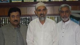 کویت: منہاج القرآن کویت کی NEC کے عہدیداران کا دورہ مرکزی سیکرٹریٹ