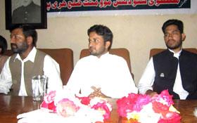 ہری پور: ایم ایس ایم کے زیراہتمام امید پاکستان طلبہ کنونشن