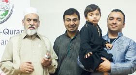 ہالینڈ: منہاج القرآن انٹرنیشنل دی ہیگ کے زیر اہتمام عیدالاضحی انتہائی جوش وخروش سے منائی گئی