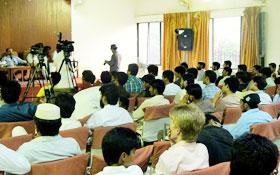 اسلام آباد: ایم ایس ایم کے زیر اہتمام امید پاکستان طلبہ کنونشن