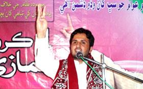 گھوٹکی (سندھ): ایم ایس ایم کے زیراہتمام امید پاکستان طلبہ کنونشن