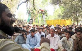 عباس پور: تحریک منہاج القرآن کے زیراہتمام درس عرفان القرآن
