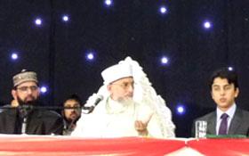 برمنگھم: تحریک منہاج القرآن کا شیخ الاسلام کی معیت میں پروقار تقریب کا انعقاد