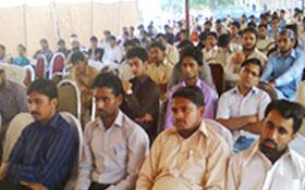 سرگودھا: ایم ایس ایم کے زیراہتمام امید پاکستان طلبہ کنونشن