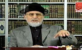 Dr Tahir-ul-Qadri addresses International Workers Convention