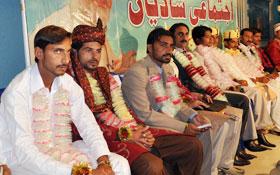 گجرات: منہاج ویلفیئر فاؤنڈیشن کے زیراہتمام اجتماعی شادیوں کی پروقار تقریب