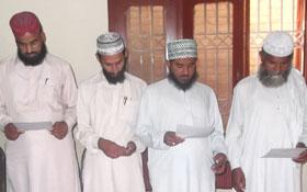 پاکپتن شریف: منہاج القرآن علماء کونسل کی تنظیم سازی