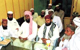 لودہراں: ڈاکٹر محمد طاہر القادری مذہبی اور مسلکی تنگ نظری کے خلاف پوری دنیا میں بھرپور آواز بلند کر رہے ہیں۔ علامہ ارشاد حسین سعیدی