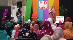 France: Minhaj Women League holds Eid Show