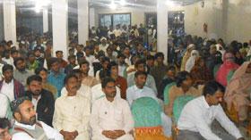 بھکر: پاکستان عوامی تحریک کے زیراہتمام مصطفوی ورکرز کنونشن