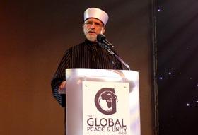 Shaykh-ul-Islam Dr Muhammad Tahir-ul-Qadri to speak at the GPU 2013