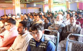 گوجرہ: تحریک منہاج القرآن کا حلقہ فہم دین سیمینار کا انعقاد