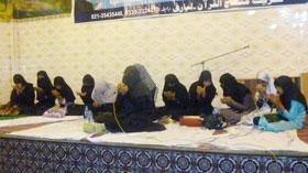 کراچی: منہاج القرآن ویمن لیگ کا پیغام امام حسین (علیہ السلام) کانفرنس کا انعقاد
