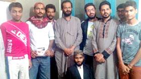 حیدرآباد: منہاج یوتھ لیگ کا تنظیمی اجلاس