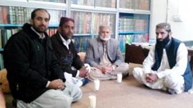 کوئٹہ: تحریک منہاج القرآن کے عہدیداران کی مختلف سیاسی و مذہبی شخصیات سے ملاقات