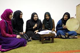Holland: Welcome dinner for Hujjaaj & Ladies Event volunteers