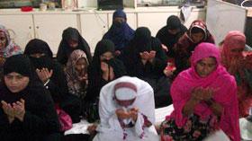 کراچی: منہاج القرآن ویمن لیگ کے زیراہتمام حلقہ درود وسلام