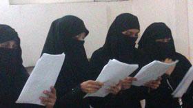 کراچی: منہاج القرآن ویمن لیگ کے زیراہتمام ٹریننگ ورکشاپ