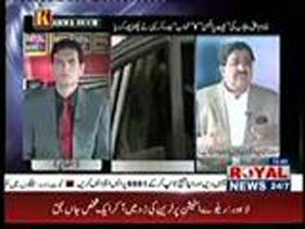 Khurram Nawaz Gandapur on Royal News in Karwa Sach