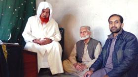 کوئٹہ: تحریک منہاج القرآن کے عہدیداران کی پیر سیدحبیب سلطان قادری سے ملاقات