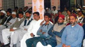 وہاڑی: تحریک منہاج القرآن کے زیراہتمام درس عرفان القرآن
