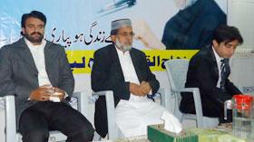 جہلم: یوتھ لیگ کے یوم تاسیس و سلور جوبلی تقریب