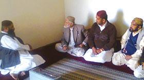 کوئٹہ: تحریک منہاج القرآن و پاکستان عوامی تحریک کے عہدیداران کی مختلف شخصیات سے ملاقات