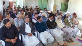 دولتالہ: تحریک منہاج القرآن کے زیراہتمام عزم انقلاب مصطفوی کنونشن