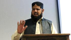 اوسلو، ناروے: شہادت امام حسین علیہ السلام کانفرنس