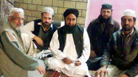 کوئٹہ: تحریک منہاج القرآن کے ناظم صفدر اقبال کی علامہ محمد شہزاد قادری سے ملاقات