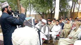 گڑھا موڑ (وہاڑی): پاکستان عوامی تحریک کے زیراہتمام ورکرز کنونشن