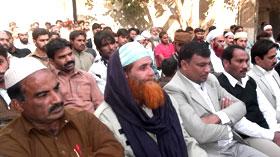پاکپتن شریف: تحریک منہاج القرآن کے زیراہتمام ٹریننگ کیمپ