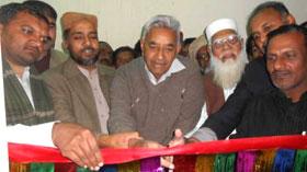 تحریک منہاج القرآن گوجرہ کے نئے دفتر کی افتتاحی تقریب