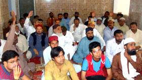 حیدر آباد: تحریک منہاج القرآن کا صوبائی تنظیمی اجلاس وتربیتی کیمپ