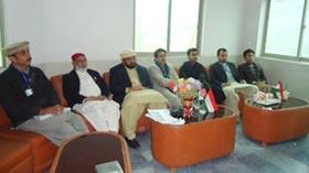 پاکپتن شریف: 29 دسمبر کی ریلی کے سلسلہ میں تحریک منہاج القرآن کے عہدیداران کا اجلاس