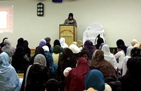 MWL & Minhaj Sisters League host Moharram gathering