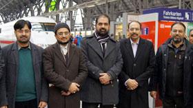 فرینکفرٹ: تحریک منہاج القرآن کے زیراہتمام منہاج ایجوکیشن سٹی کی تعارفی تقریب