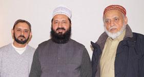 ڈنمارک: منہاج القرآن انٹرنیشنل ڈنمارک کے اعلیٰ سطحی وفد کی پیر منور حسین شاہ جماعتی سے ملاقات