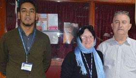 UK: MQI (London) arranges monthly spiritual gathering & mouth cancer awareness