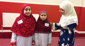 UK: Spiritual gathering held at MQI (Nelson) Centre